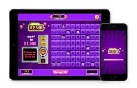 Play Keno on Mobile