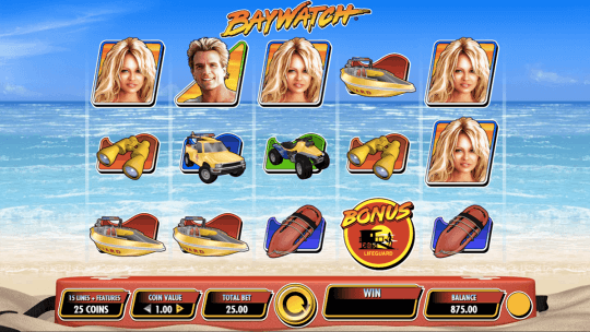Baywatch Online Slots Game