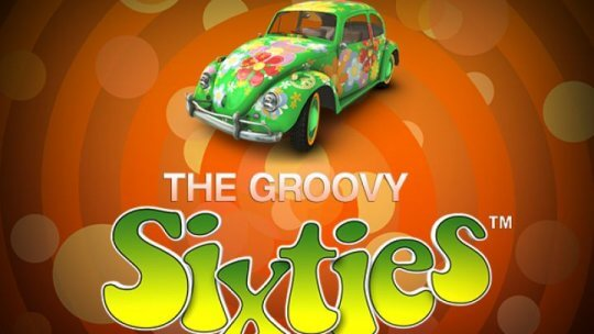 Groovy Sixties Retro Video Slot Review