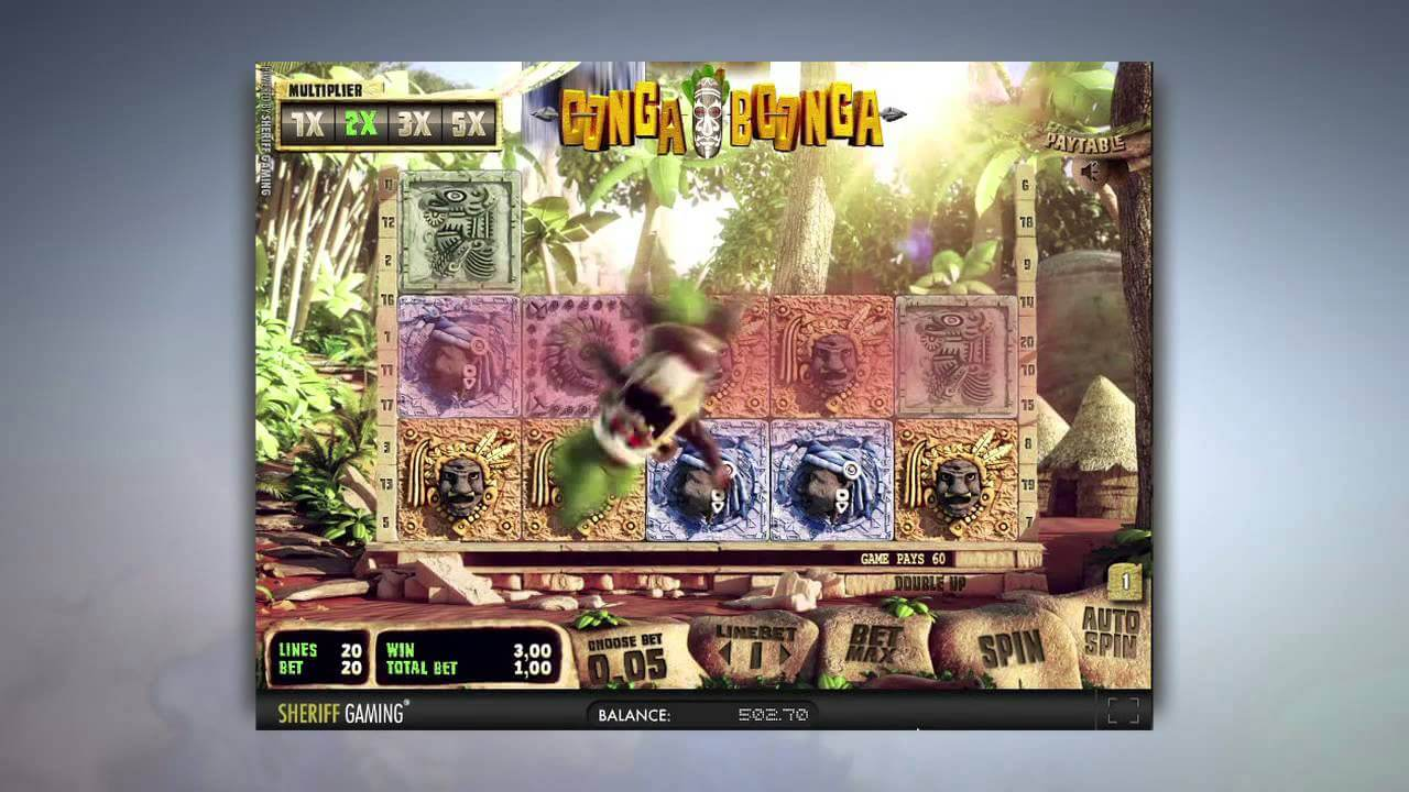 Oonga Boonga Slot Guide & Review For Players Online